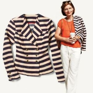 Cabi Style #5094 Size 10 Nautical Cruise Jacket